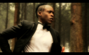 "Screenshot from Capso's popular music video: ""Dreams."""