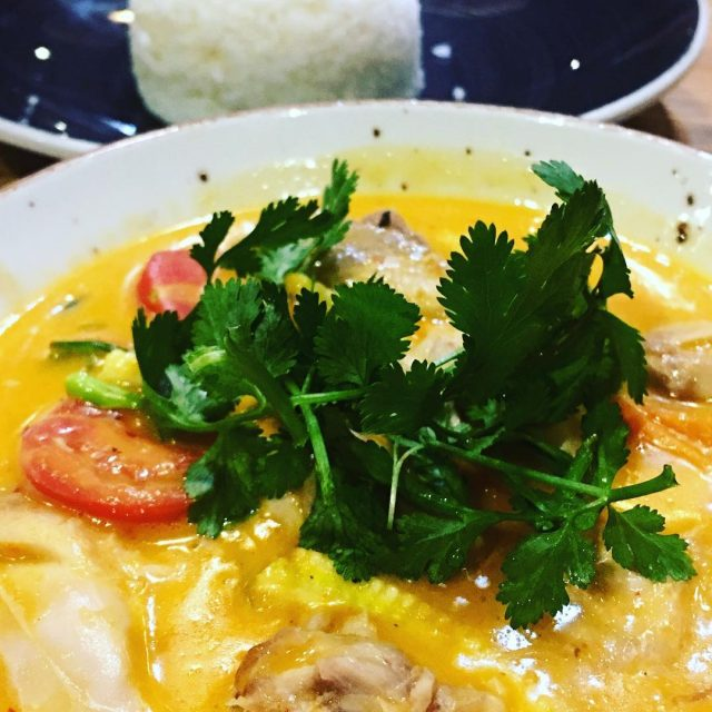We recently visited koirestaurantsa for a delicious Red Chicken Curryhellip