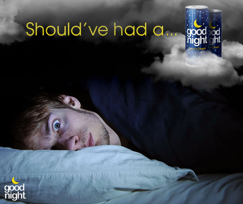 Drink and Dream: Sleep tight with the newest GoodNight Drink