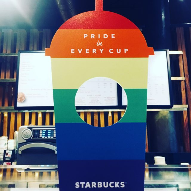 Were SO proud of starbuckssa for their involvement in jhbpridehellip