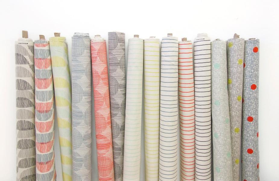 Skinny laMinx - Diggi Dot fabrics