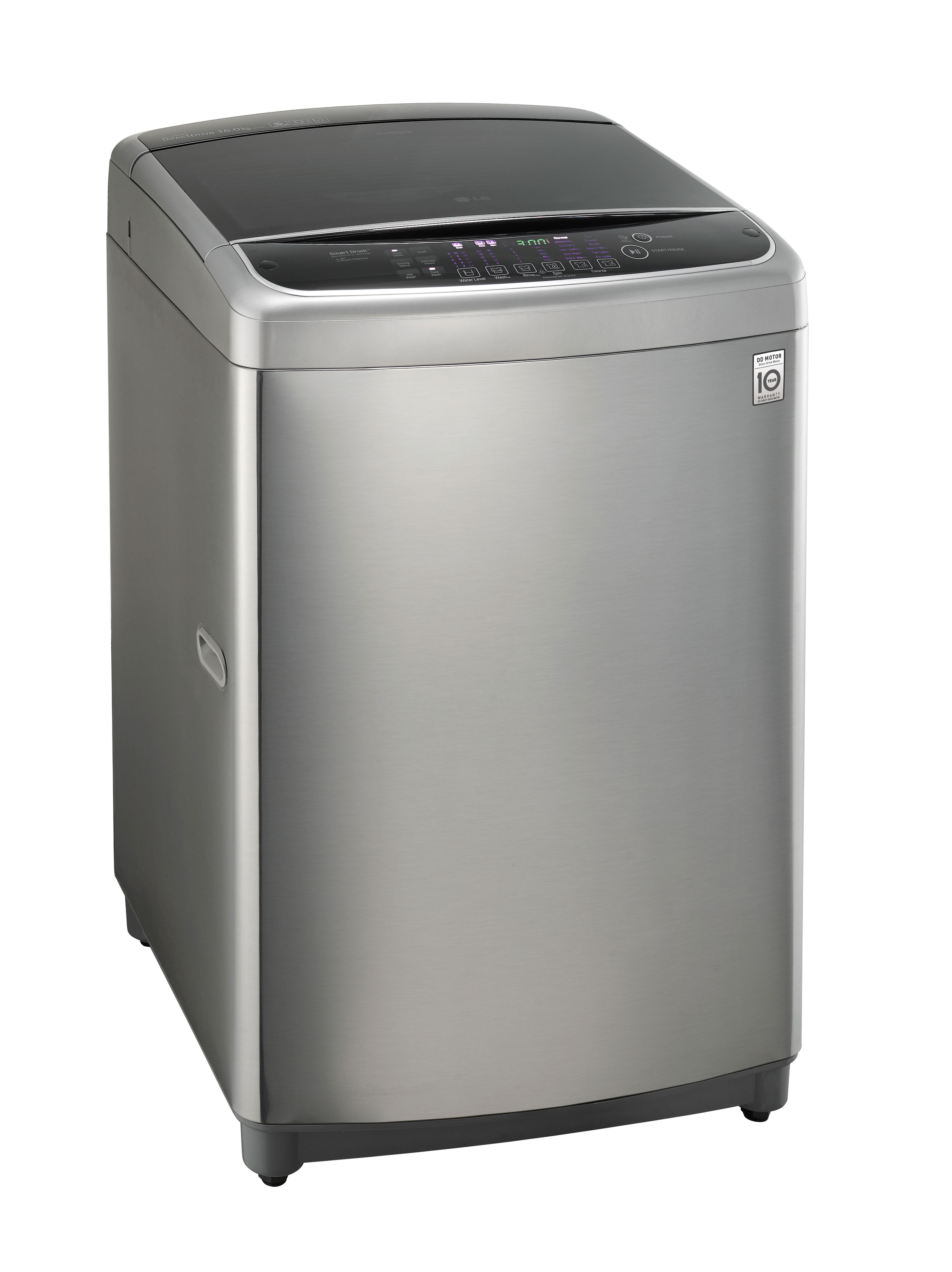 1. LG Top-load Washing Machine