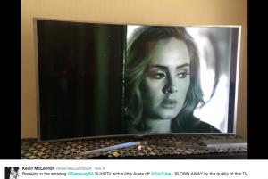 Yo Adele, What's good?