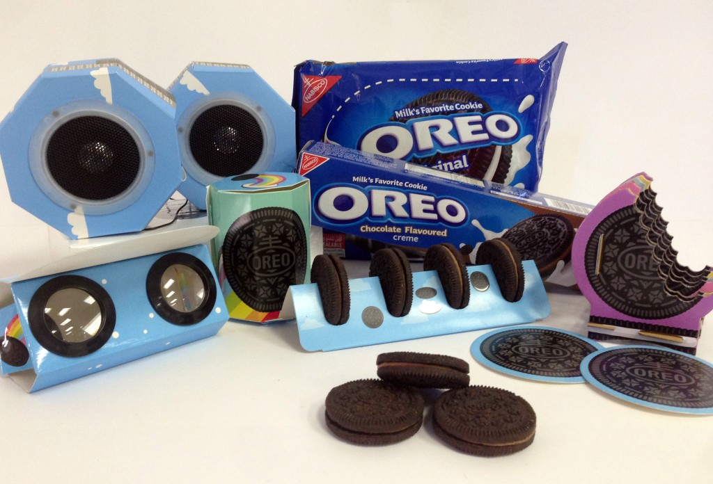 We've Got TEN of these amazing new OREO Chocolate Creme goodie bags to give away! All you have to do is enter below and Tweet us @GoTrendSA with the hashtag #LetWonder telling us who you'd share your OREOS with!