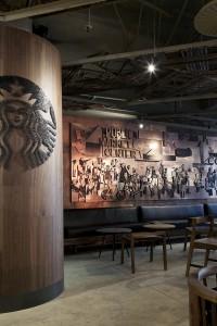 Starbucks Rosebank Reserve - Interior (2)