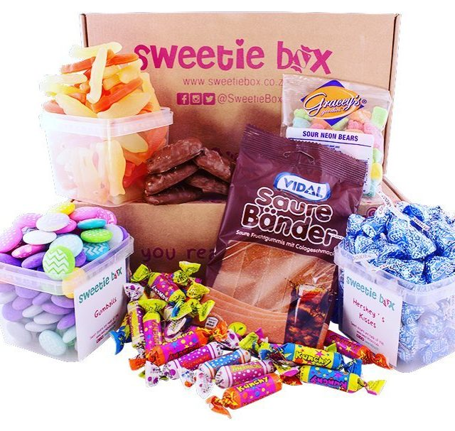 The sweetieboxza is BAE new sweets every month from thishellip