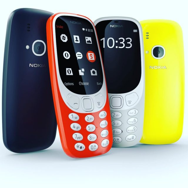 The Nokia 3310s are back and officially in SA! Checkhellip