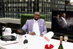 G.H. Mumm And Usain Bolt Toast To The Kentucky Derby In New York City