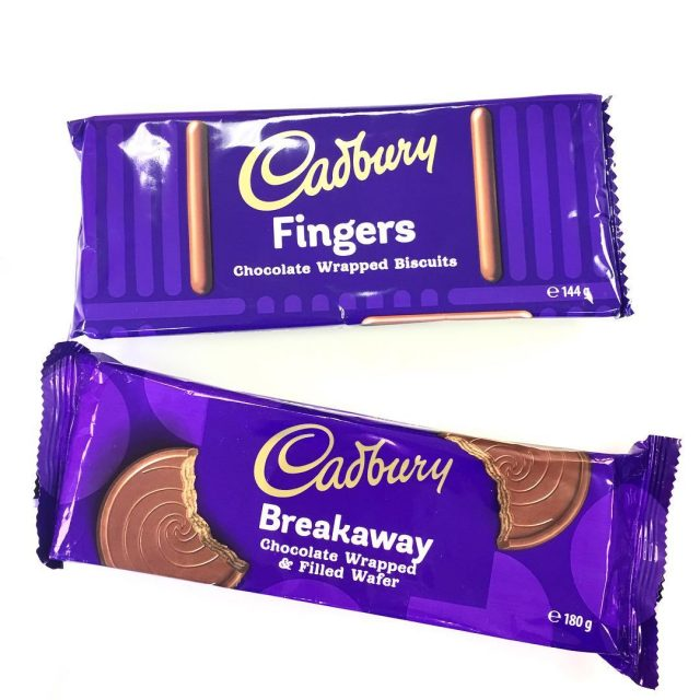 Friday survival guide! The all new cadburysa Breakaway amp Fingershellip