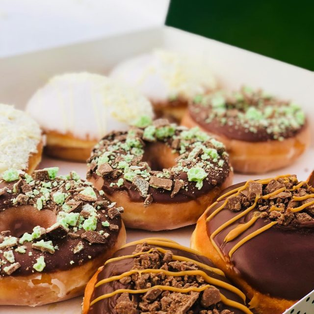 Is our Friday sorted? YEAH it is! Thanks krispykremeza forhellip