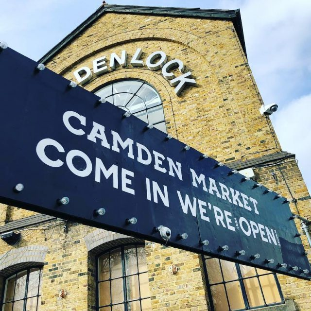 We had the best time at camdenmarketldn ShopTheLock
