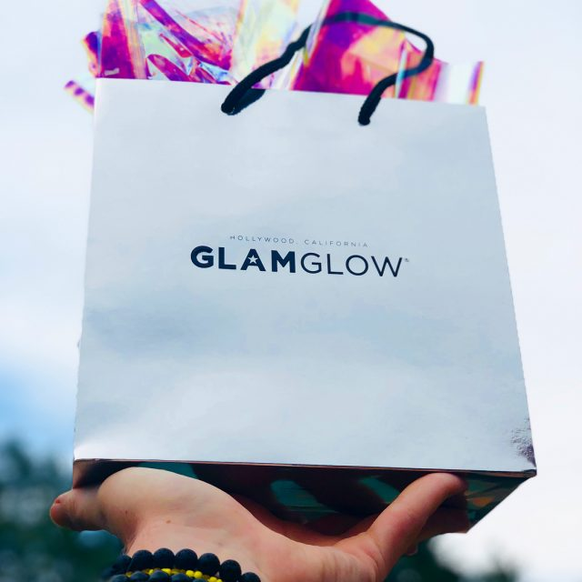 Were OBSESSED over glamglowsas new GLITTERMASK check back soon forhellip