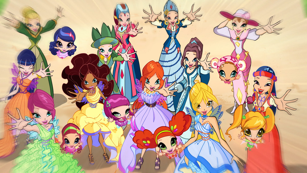Netflix Is Set To Film A Live Action Version Of The Winx Club Gotrendsa