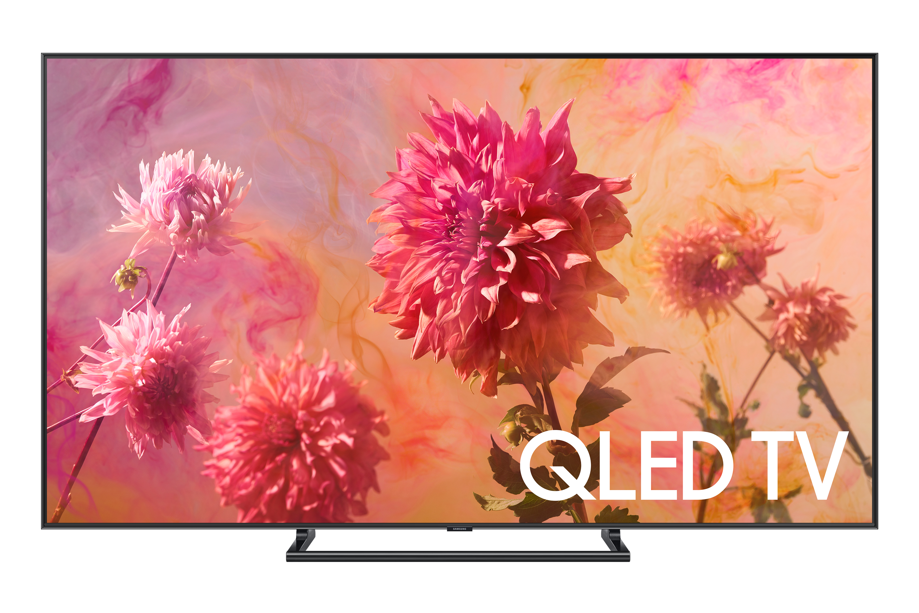 Go big and stay home with Samsung's latest range of QLED Televisions