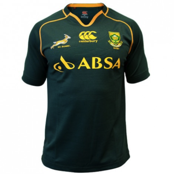 South West Rugby Cups: Canterbury Releases New SA Rugby Jersey.